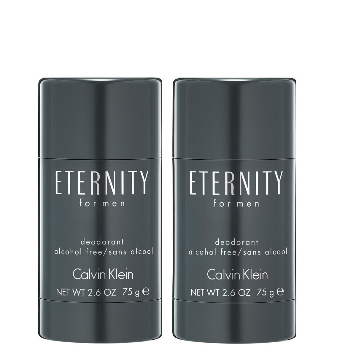 Calvin Klein - 2x Eternity Deodorant Stick for Men