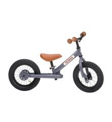 Trybike - Løbecykel, Vintage grå