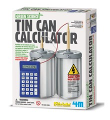 4M Green Science - Tin Can Calculator (03360)