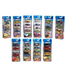 Hot Wheels - 5 pack Gift pack (DJG23)