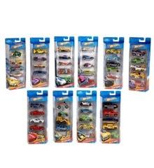 Hot Wheels - 5 pakke med biler