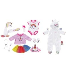 Baby Born - Great Value Set Unicorn, 43 cm (826201)