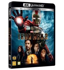 Iron Man 2 - 4K
