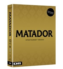 Matador - Nyrestaureret udgave 2017 (Blu-Ray)