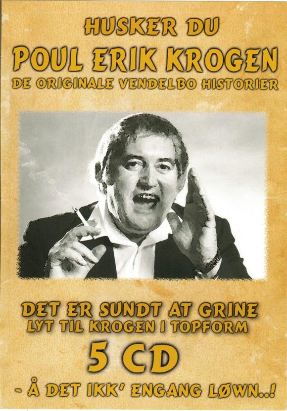 Husker du Poul Erik Krogen - de originale vendelbo historier