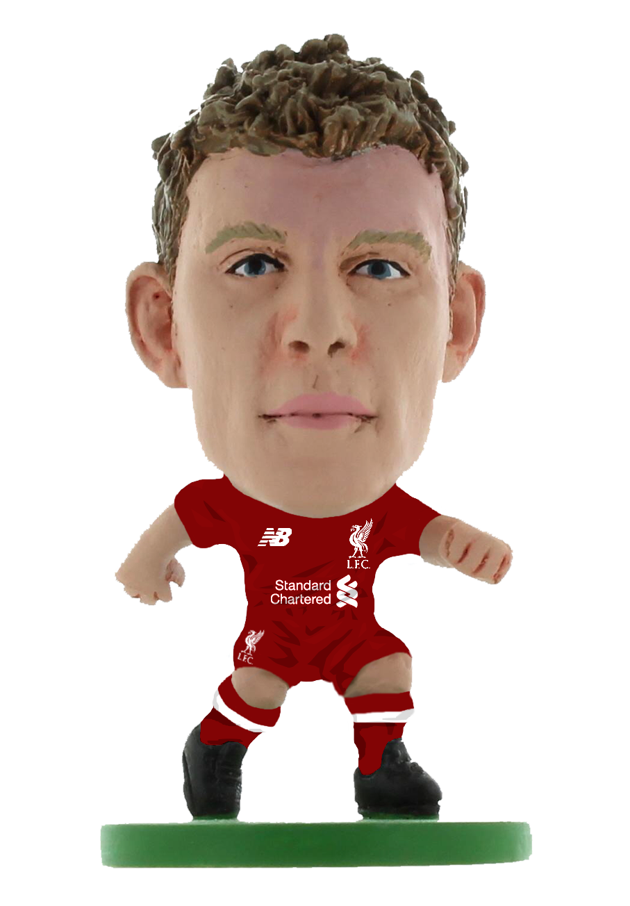 Soccerstarz - Liverpool James Milner - Home Kit (2019)