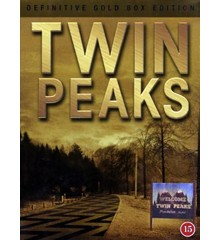 Twin Peaks - Definitive Gold Box Edition (10 disc) - DVD