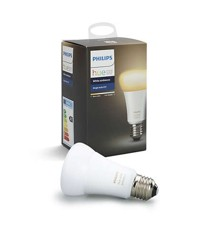 Philips Hue - E27 Single Bulb  - White Ambience