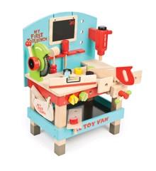 Le Toy Van - Min første værktøjsbænk i træ