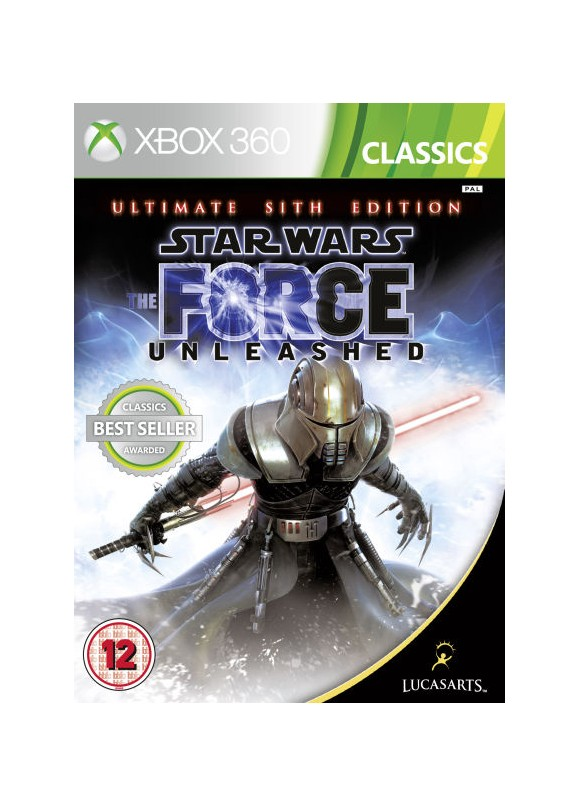 Star Wars: The Force Unleashed Ultimate Sith Edition (Classics)
