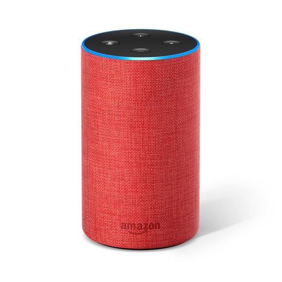 Amazon Echo - 2nd Gen Red