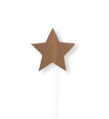 ​Ferm Living - Star Lamp - Smoked Oak (3330)