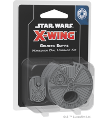 Star Wars - X-Wing - 2nd Edition - Galactic Empire - Manual Dial Up