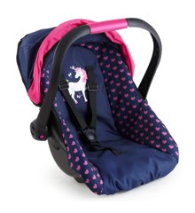 Bayer - Deluxe Car Seat with Cannopy (67954AA)