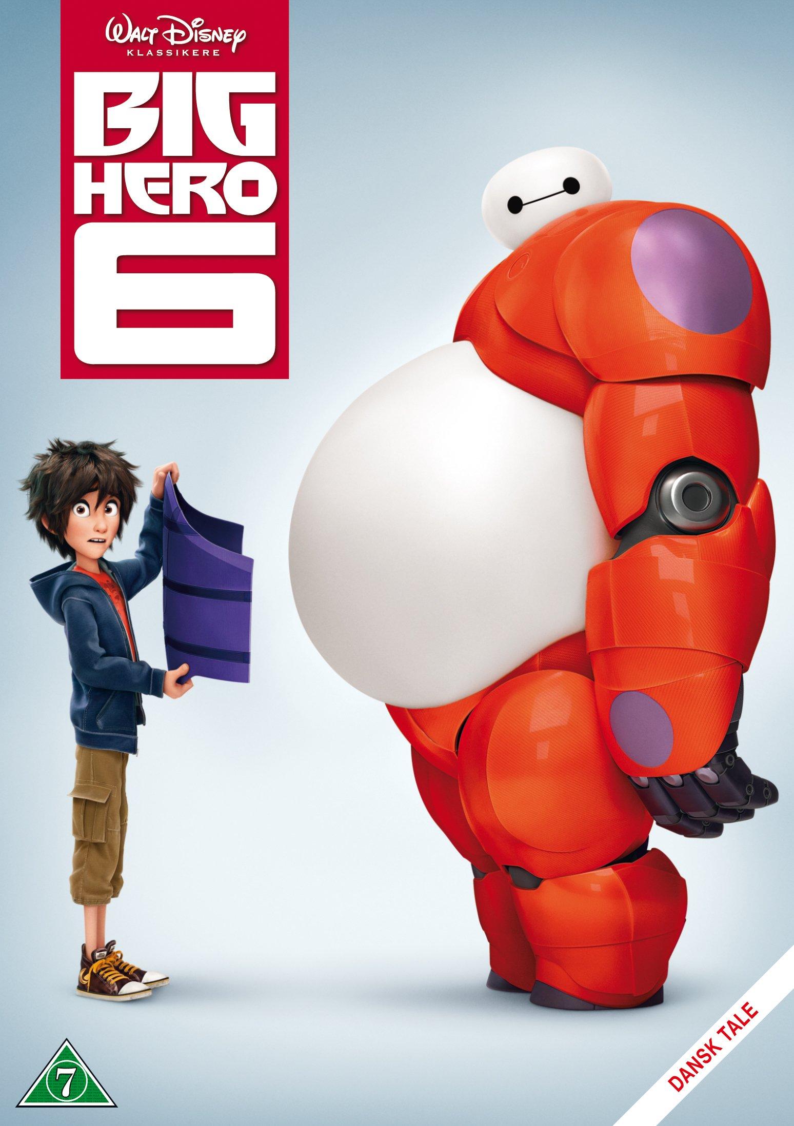 Big Hero 6 Disney classic #53
