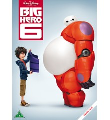 Disneys Big Hero 6 - DVD