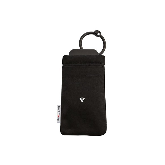 RadiCover - Baby Monitor Bag - Small - Black (RAD001)