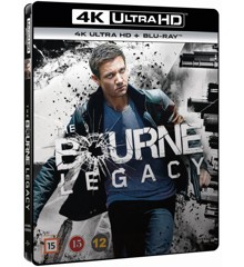The Bourne Legacy (4K Blu-Ray)