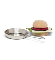 Micki - Hamburger with frying pan (46103600)