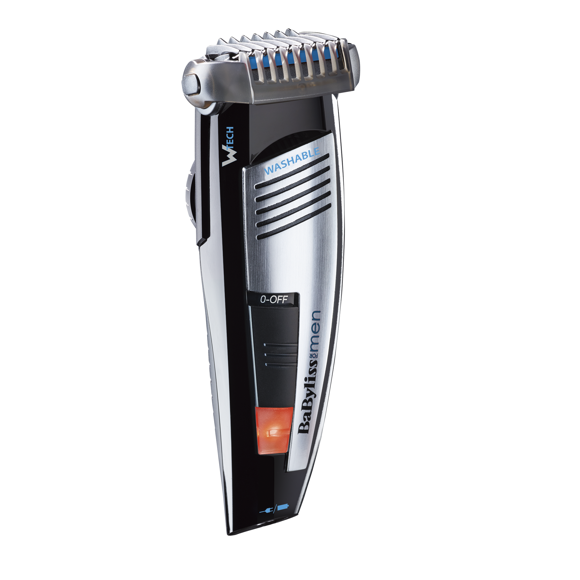 BaByliss - 3 Day W-tech Beard Trimmer