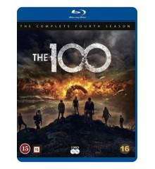 100, The: Season 4 (Blu-Ray)