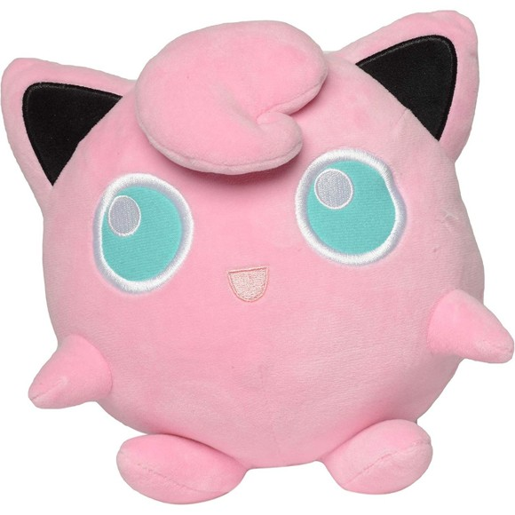 Pokemon - Plys Bamse 20 cm - Jigglypuff