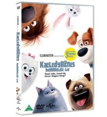 Secret Life of Pets - DVD