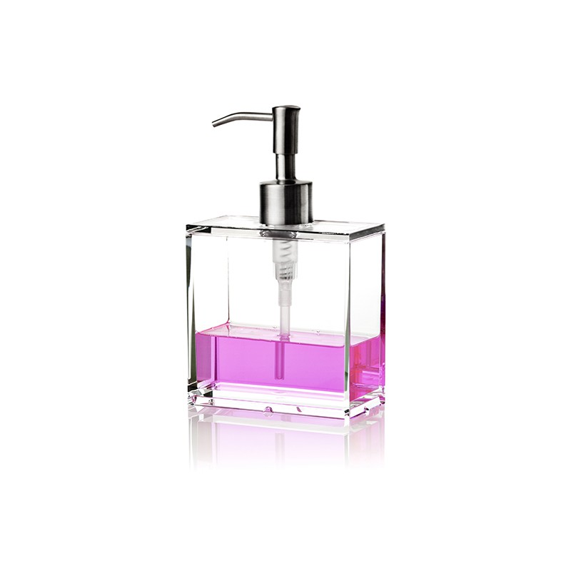 Nomess Copenhagen - Clear Soap Dispenser Small - Clear (12014)