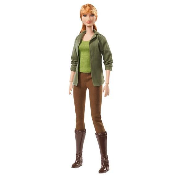 Barbie - Jurassic World - Claire Dukke