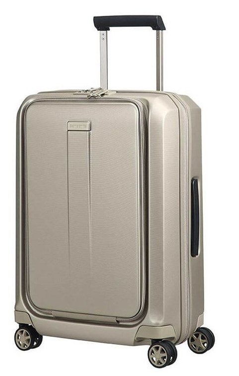 Samsonite - Prodigy 55cm 4-Wheel Cabin Luggage Ivory