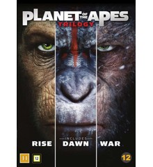 Planet of the Apes Trilogy, The - DVD