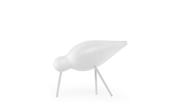 Normann Copenhagen - Shorebird Medium - White/White (100167)