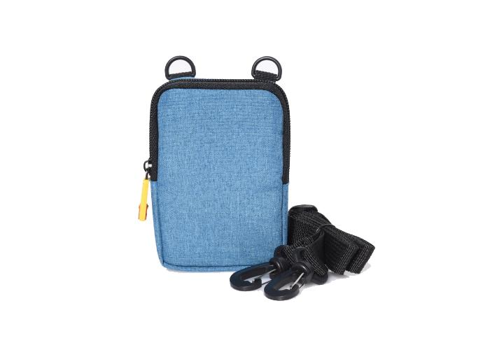 Kodak - Case For Minishot Or PhotoPrinter Mini 2 Blue