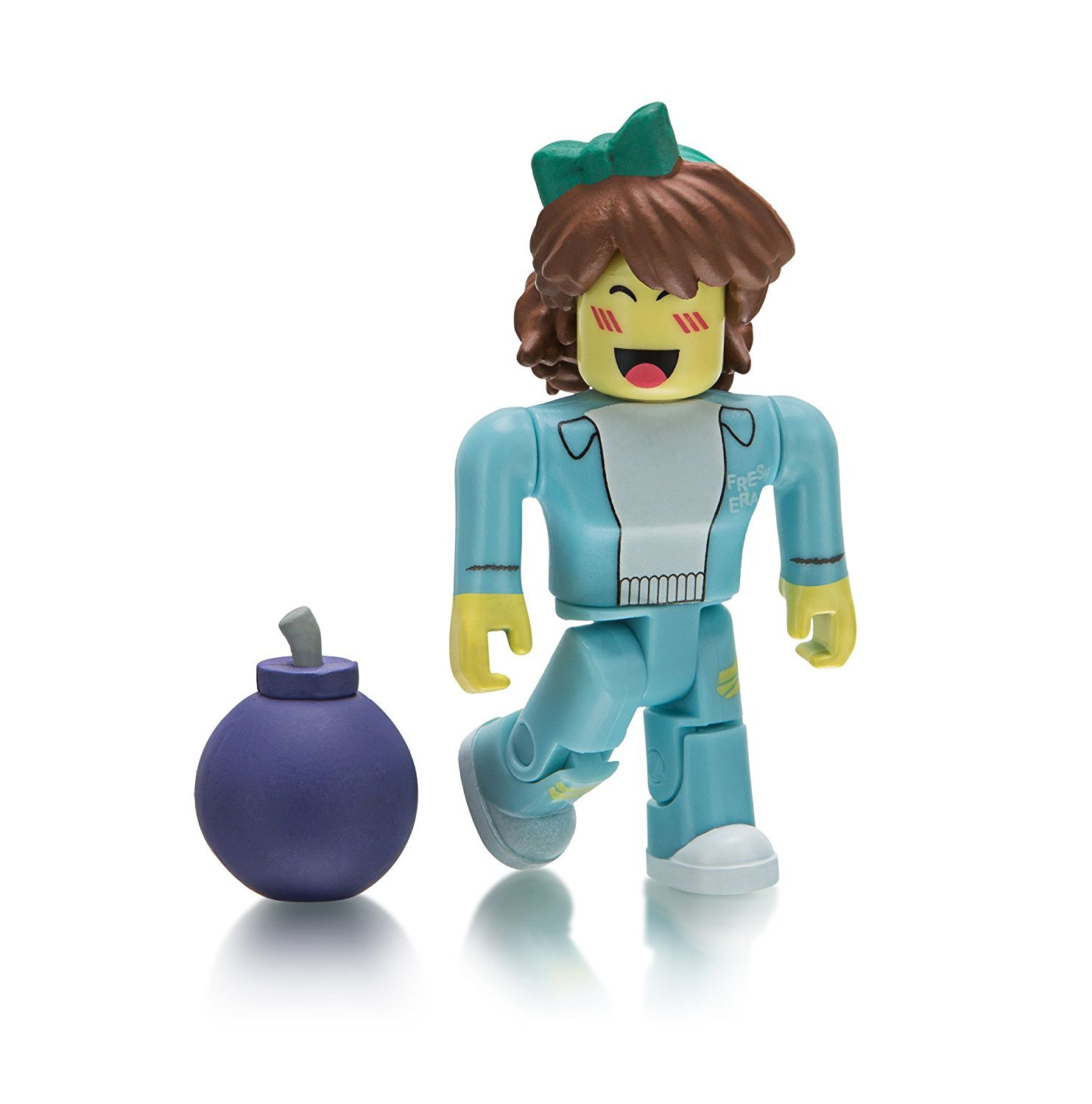 Shop Roblox 6 Piece Champions Of Roblox Figure Set Online In Roblox Toys Series 3