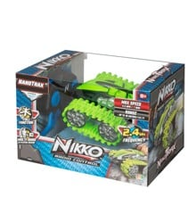 Nikko - NanoTrax Pro - Green (90208)