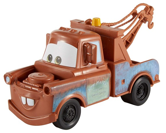 Cars 3 - Character Vehicle - Mater (DPW82)