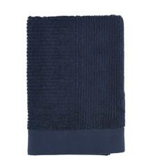 Zone - Classic Håndklæde 70 x 140 cm - Mørkeblå (1 STK TILBAGE)