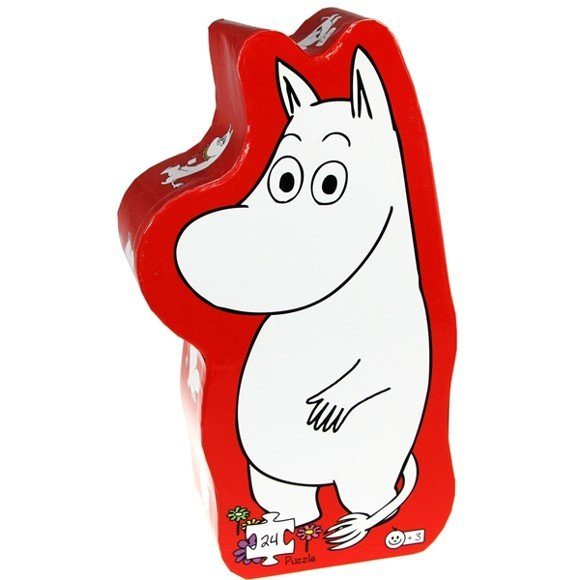 Barbo Toys - Puzzle - Moomin (6601)