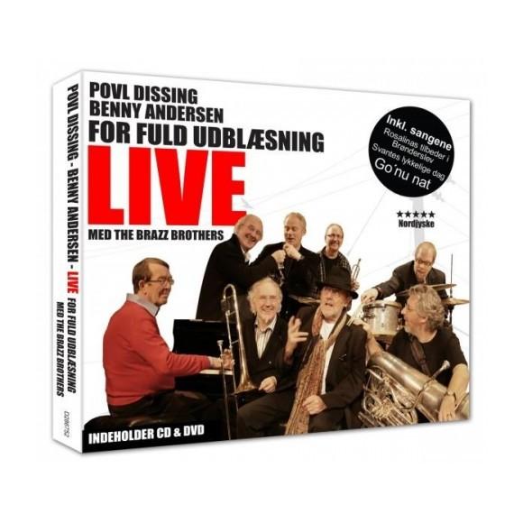 Dissing & Andersen for fuld udblæsning på CD & DVD!