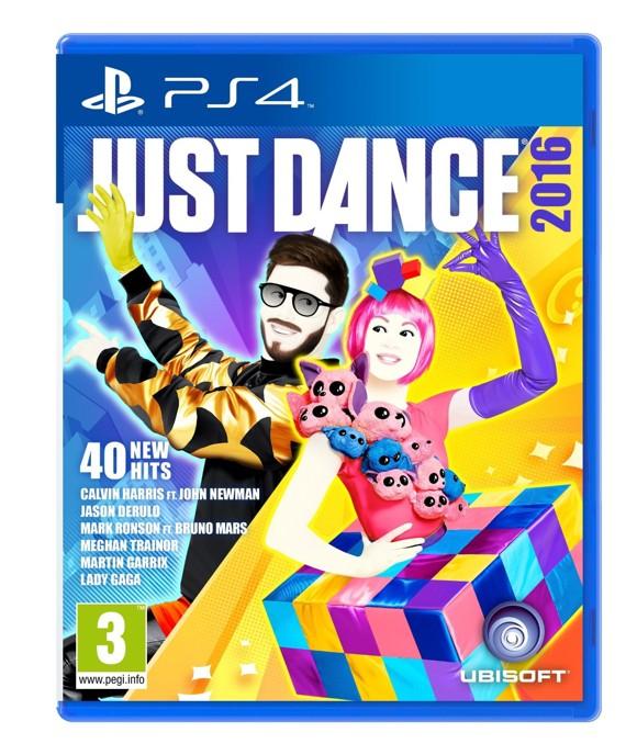 Just Dance 2016 (Nordic)