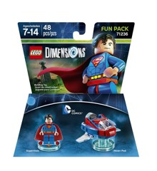 LEGO Dimensions: Fun Pack - Superman (DC Comics) 71236