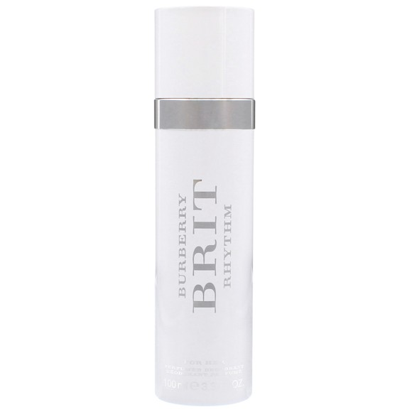 Burberry - Brit Rhythm for Women Deodorant Spray 100 ml