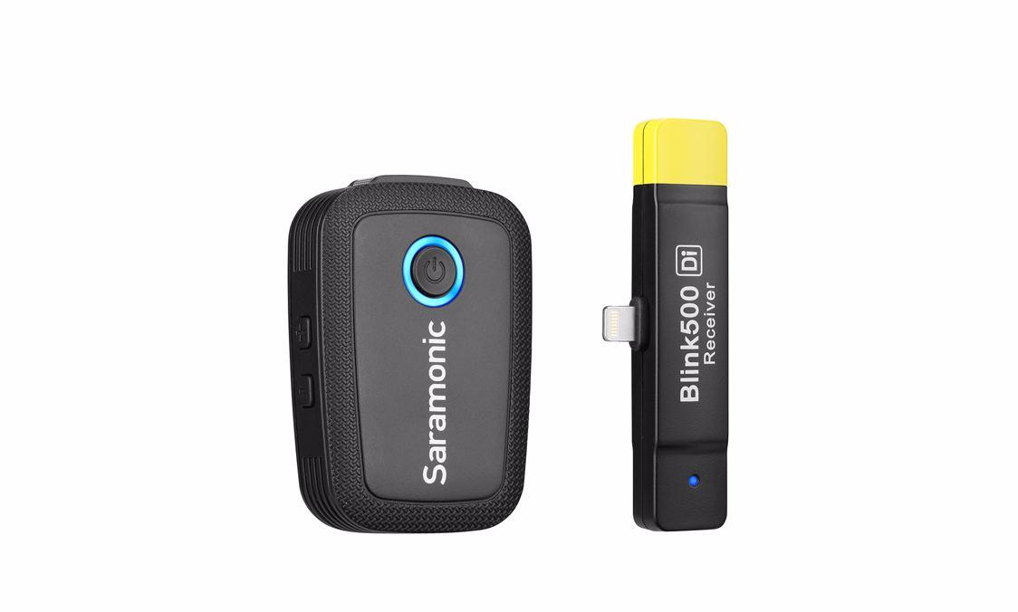 Saramonic - Blink 500 B3 (TX+RX DI) Wireless Microphone System