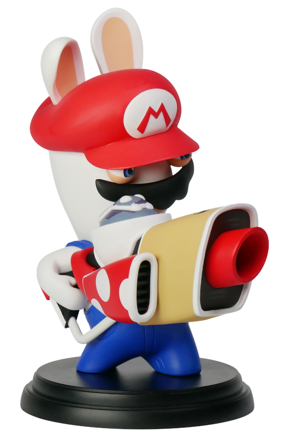 Mario + Rabbids Kingdom Battle 3 Inch Mario Rabbid Figurine
