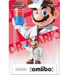 Nintendo Amiibo Figurine Dr. Mario