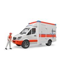 Bruder - Mercedes Benz Sprinter Ambulance (2536)