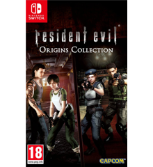 Resident Evil - Origins Collection (Import)