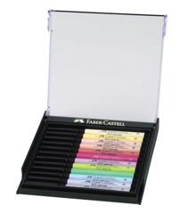 Faber-Castell - Pitt Artist Pen - Pastel (267420)