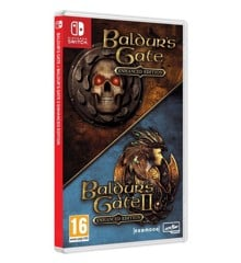 Baldurs Gate Enhanced & Baldurs Gate 2 (Collector's Pack)
