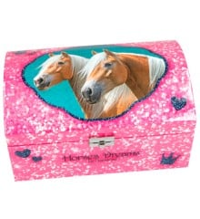 Horses Dreams - Jewelry Box - Pink (048934 )